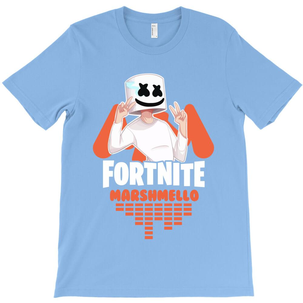 Marshmello Fortnite Dj T Shirt Marshmello Fortnite Dj