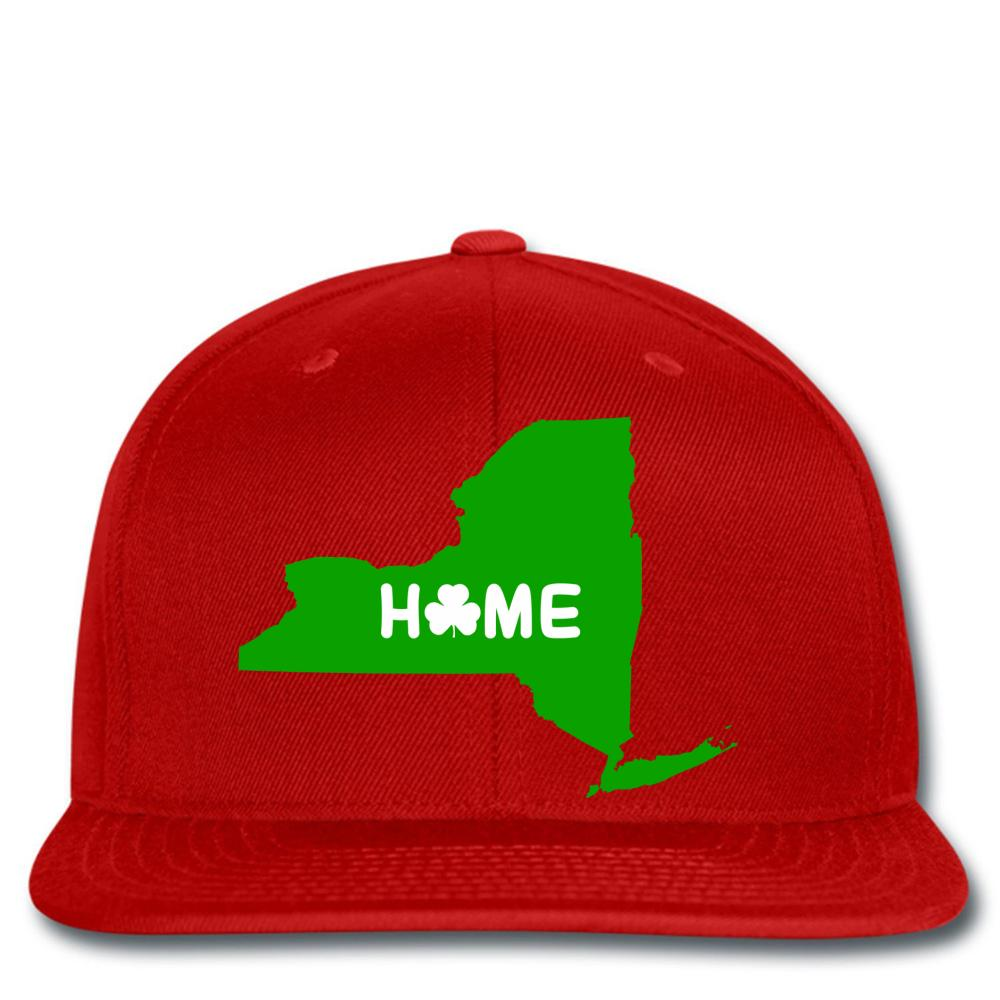 faed2304f6f Irish-new-york-home-snapback-Irish-new-york-