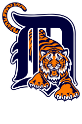 detroit tigers sports baseball | Artistshot