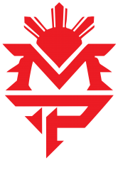 manny pacquiao red mp logo boxer sports | Artistshot