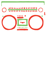 a tribe called quest   speaker hip hop the cutting edge | Artistshot