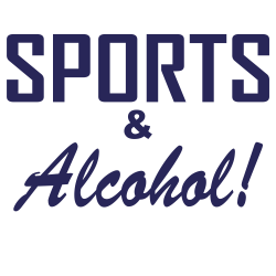 sports and alcohol | Artistshot