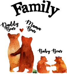 family bears | Artistshot