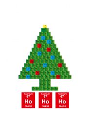 chemist element oh chemistree christmas sweater | Artistshot