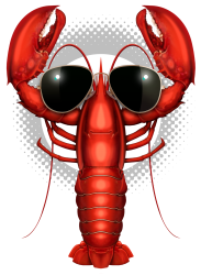 COOL LOBSTER | Artistshot