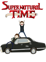 supernatural adventure | Artistshot