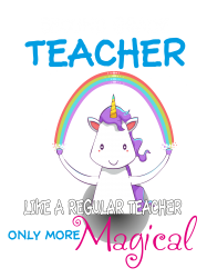 2nd second grade teacher cute magical unicorn | Artistshot
