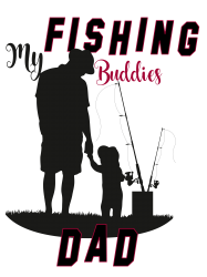 fishing dad | Artistshot