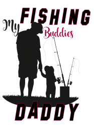 fishing daddy | Artistshot