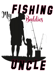 fishing uncle | Artistshot