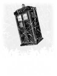 i want to believe tardis for dark | Artistshot