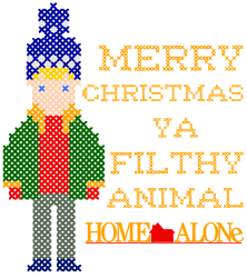 merry christmas ya filthy animal home alone | Artistshot