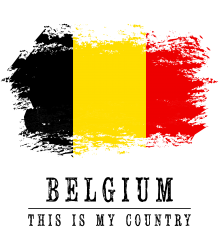 This is my country - Belgium | Artistshot