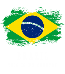 This is my country - Brazil | Artistshot