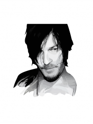 daryl dixon christmas ugly for red | Artistshot