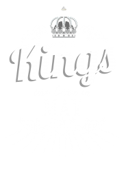 kings are born in may | Artistshot