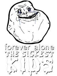 forever the sickest kids forever alone | Artistshot