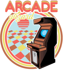 arcade wizard for dark | Artistshot