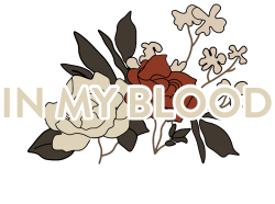 in my blood for dark | Artistshot