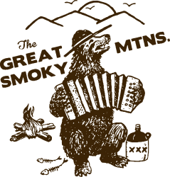 great smoky mountains t shirt national park shirt smokey the bear shir | Artistshot