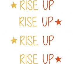 hamilton musical quote rise up | Artistshot