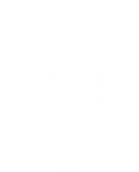 harry potter christmas tree silhouette | Artistshot