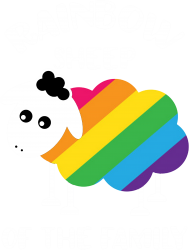 rainbow sheep of the family | Artistshot