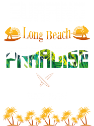surfing log beach paradise surf team 1 | Artistshot