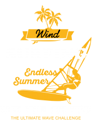wind surfing endless summer gone with the wind the ultimate wave chall | Artistshot