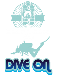 keep calm and dive on | Artistshot