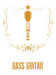 never underestimate an old man with a bass guitar | Artistshot