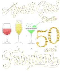 april girl over 50 & fabulous | Artistshot