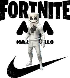 fortnite   marshmello  just play it | Artistshot