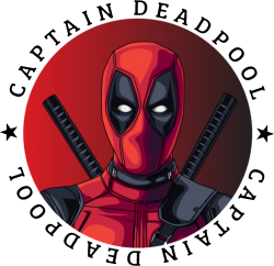 captain deadpool | Artistshot
