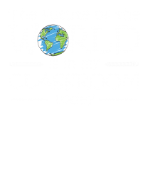 The Future Of The World Is In My Classroom T Shirt T-shirt