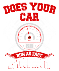 dd956ac6 Does Your Car Run As Fast As Your Mouth T Shirt Pin-back Button Designed