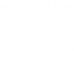 5b753222 The Man Behind The Bump Pin-back Button Designed By Blqs Apparel