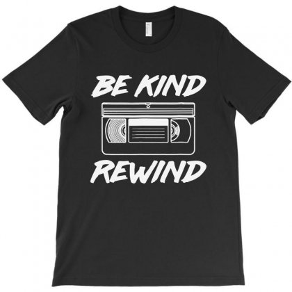 80s Shirt Be Kind Rewind T-shirt Designed By Milanacr