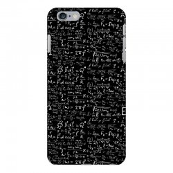 science albert einstein formula mathematics physics special relativity iPhone 6 Plus/6s Plus Case | Artistshot