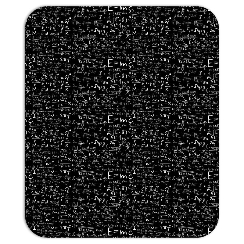 Science Albert Einstein Formula Mathematics Physics Special Relativity Mousepad | Artistshot