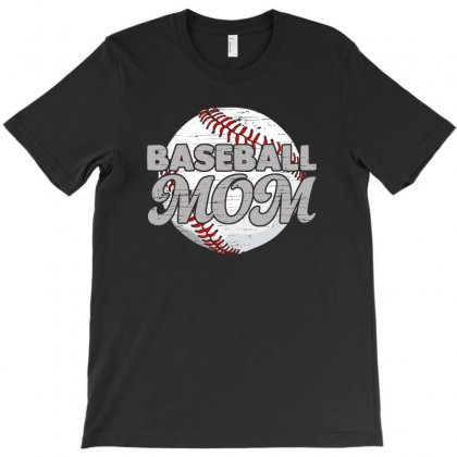 Love Baseball   Mothers Day T Shirt T-shirt Designed By Hung