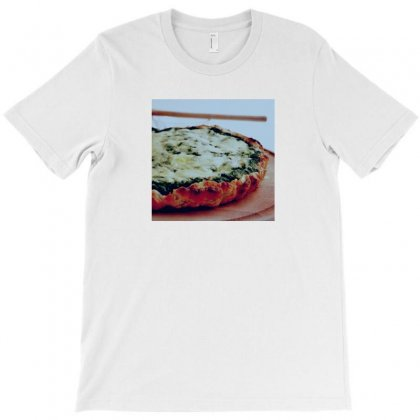 Pizza With A Lot Of Cheese T-shirt Designed By Hossam.elsherief