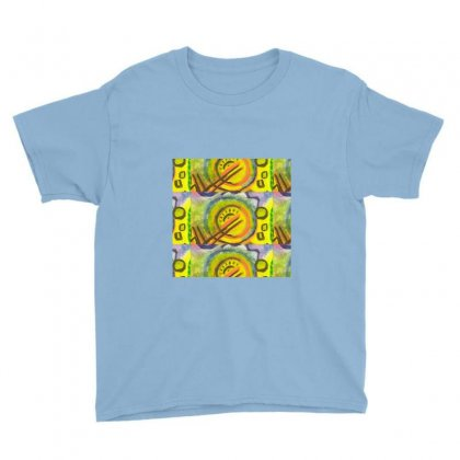 Original Art Youth Tee Designed By Ami