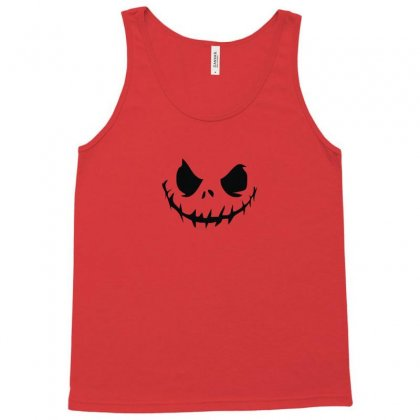 Evil Jack Tank Top Designed By Funtee
