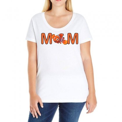 Nemom Ladies Curvy T-shirt Designed By Omer Acar