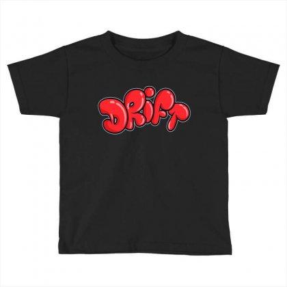 Drift Toddler T-shirt Designed By Tiococacola