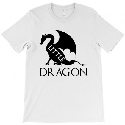Dragon Family Matching - For Kids T-shirt Designed By Toweroflandrose
