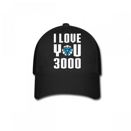 I Love You 3000 Family Matching - For Kids Baseball Cap Designed By Toweroflandrose