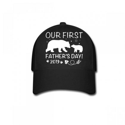 Our First Father's Day 2019 Family Matching - Empty For Your Name Baseball Cap Designed By Toweroflandrose