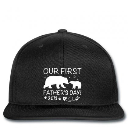 Our First Father's Day 2019 Family Matching - Empty For Your Name Snapback Designed By Toweroflandrose